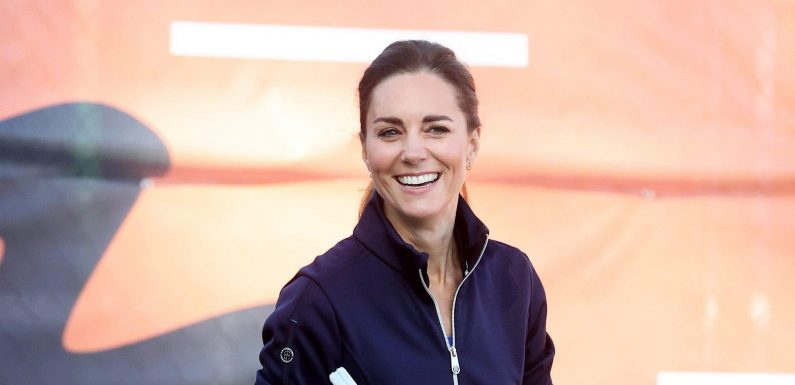 Kate Middleton Just Wore the Chicest Matching Tennis Skirt and Jacket Set