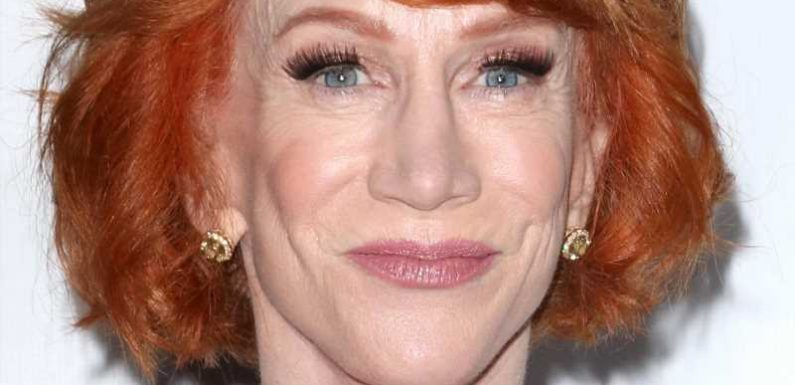 Kathy Griffin Revealed The Rudest Celebrity Shes Ever Met