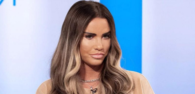 Katie Price Is Seeking Treatment for Mental Health Struggles: She's 'Unwell'