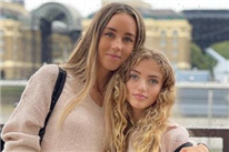 Katie Price's daughter Princess twins in matching jumper with step-mum Emily as she posts photo on day out in London