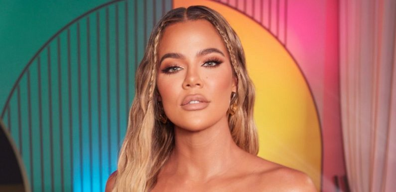 Khloé Kardashian's Topless Good American Ad Got Banned From TV
