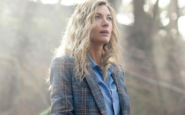 La Brea's Natalie Zea Previews 'Hyper-Extraordinary' Times, Lots of Running in NBC Drama's Land Down Under