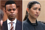 Law & Order: SVU: Jamie Gray Hyder and Demore Barnes to Exit in Premiere