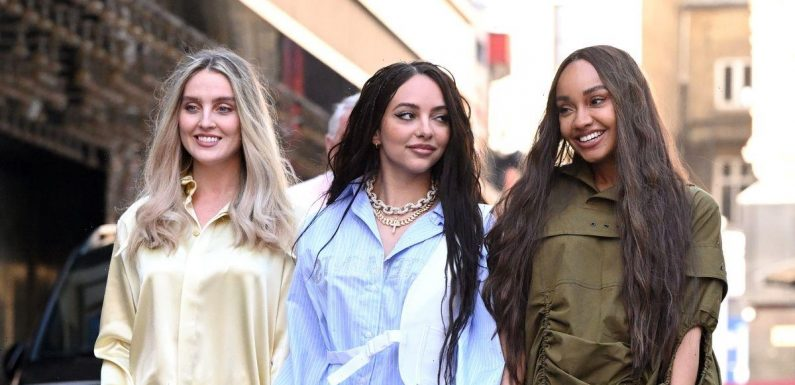 Little Mix's Jade Thirlwall yet to meet Perrie and Leigh-Anne's babies but gets pics every day