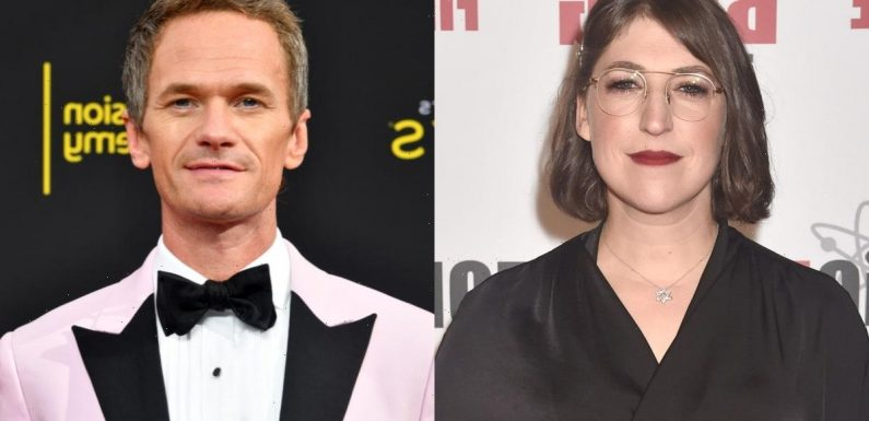 Mayim Bialik Reveals Embarrassing 'Rent' Story That Killed Her Friendship With Neil Patrick Harris (Video)