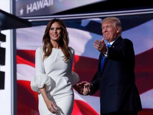 Melania Trump's Chapter as First Lady Is Closed For Good Amid 2024 Campaign Rumors For Donald Trump