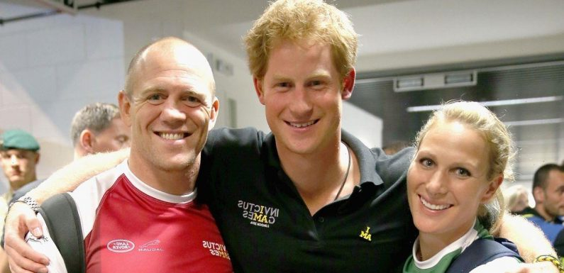 Mike Tindall jokes The Crowns main incident should famous Prince Harry slap