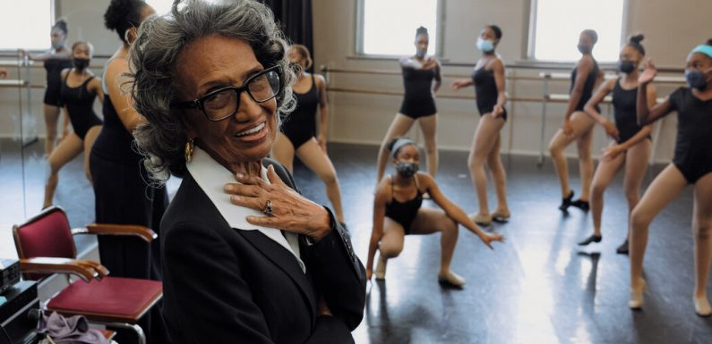Moving Over: A Powerhouse of Black Dance Is Retiring (Mostly)