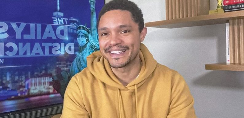 No Trump, No Problem for Late-Night Talk Series Like The Daily Show With Trevor Noah