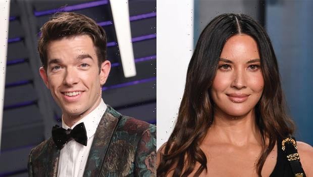 Olivia Munn Shows Baby Bump In 1st Pics With John Mulaney Since He Announced Her Pregnancy