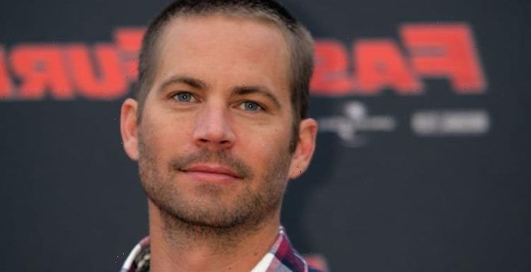 Paul Walker turned down the role of DC Comics hero – I dont want to die