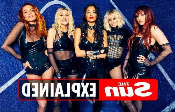 Pussycat Dolls members – who is in the band with Nicole Scherzinger? – The Sun