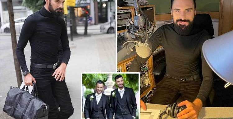 Rylan Clark-Neal says he's 'feeling better' as he returns to Radio 2 after more than two months off