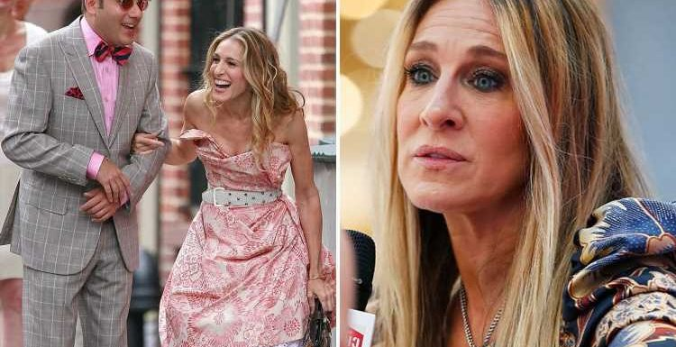 Sex and the City's Sarah Jessica Parker 'not ready' to mourn costar Willie Garson's sudden death from cancer at 57