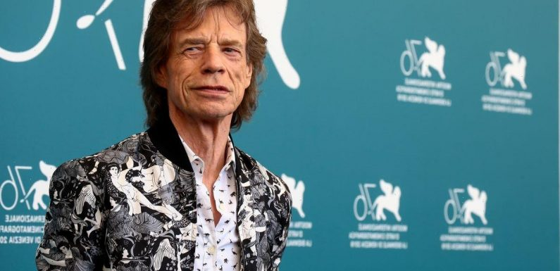 Sir Mick Jagger's youngest son is spitting image of rocker father in cute pic