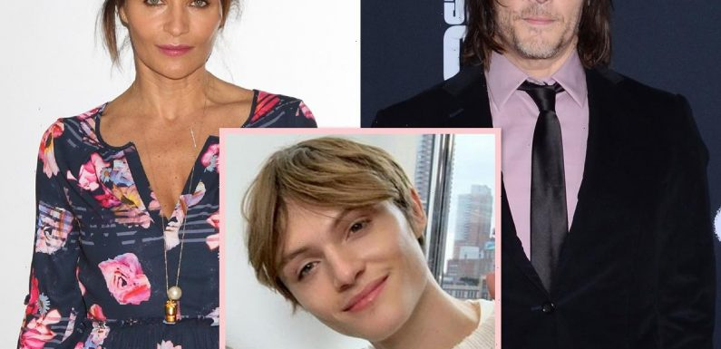 Son Of The Walking Dead Star Norman Reedus & Helena Christensen Arrested After Punching A Woman In The Face