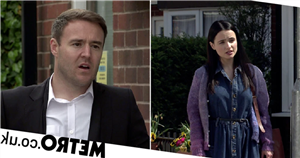 Spoilers: Tyrone tells Alina he wants to get back with Fiz in Corrie