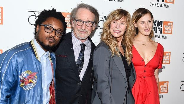 Steven Spielberg's Kids: Everything To Know About The Director's 7 Children