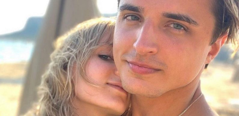 Strictlys Nikitas girlfriend posts cryptic messages amid Tilly romance rumours