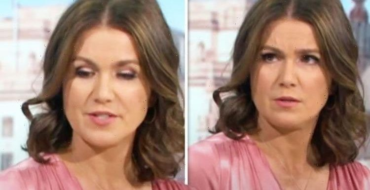 Susanna Reid: GMB host reacts to ITV colleagues devastating cancer diagnosis
