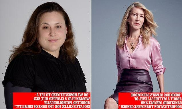 The Femail face-off: Should the next Bond be played by a woman?