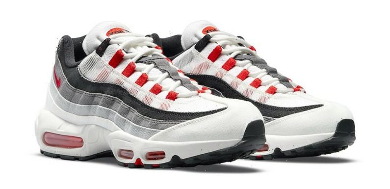 """The Nike Air Max 95 """"Smoke Grey"""" Sees a Stateside Release"""