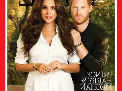The Sussexes Time cover will be seen as a stab in the heart of the monarchy