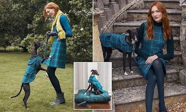 The clothing range that offers matching outfits for your DOG