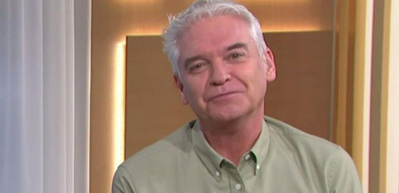 This Mornings Phillip Schofield found therapy cathartic in candid revelation