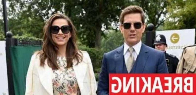 Tom Cruise splits from Mission Impossibles Hayley Atwell after dating a year