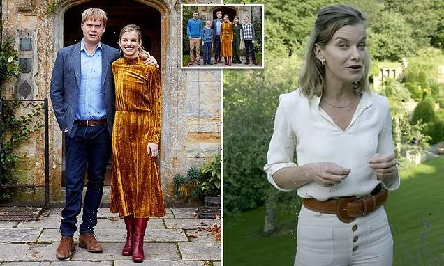 US-born Viscountess of Sandwich unveils her own YouTube series