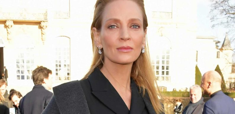 Uma Thurman reveals she had an abortion at 15 after 'accidentally getting pregnant by a much older man'