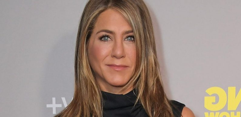 Watch Funny Moment Jennifer Aniston Mistakenly Thought Reporter Called Her a 'Hooker'