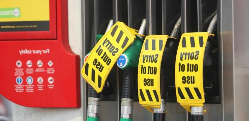 Which petrol stations are closed and where can I buy fuel from?