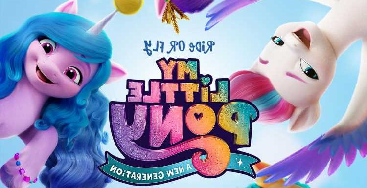Who Stars In My Little Pony: A New Generation? Meet The Full Cast Here!