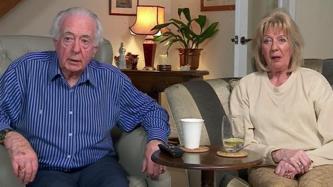 Who are Gogglebox 2021 couple Anne and Ken?