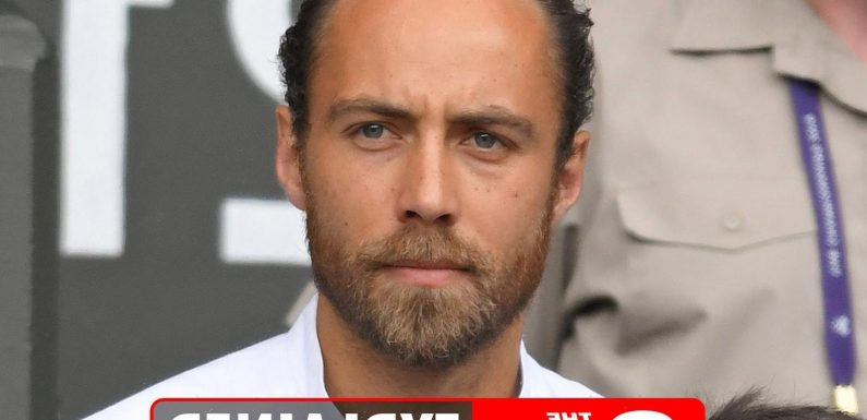 Who is James Middleton and who is his wife Alizee Thevenet? – The Sun