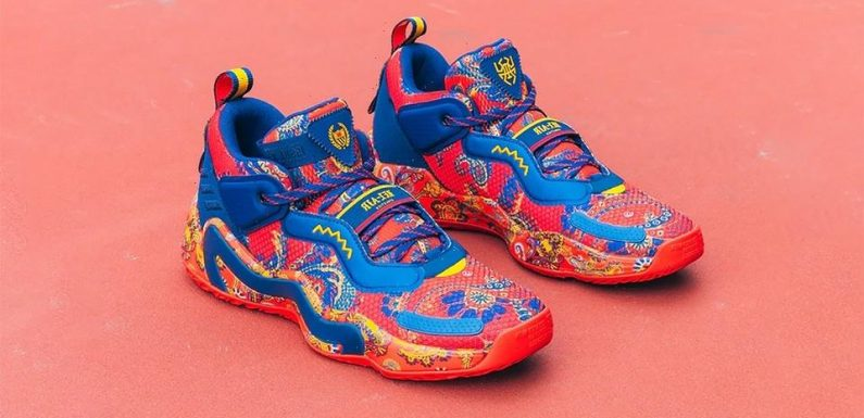 """Will Smith's Style Collides With Donovan Mitchell's Game on this Bel-Air Athletics x adidas D.O.N. Issue #3 """"Prep School"""" Collection"""