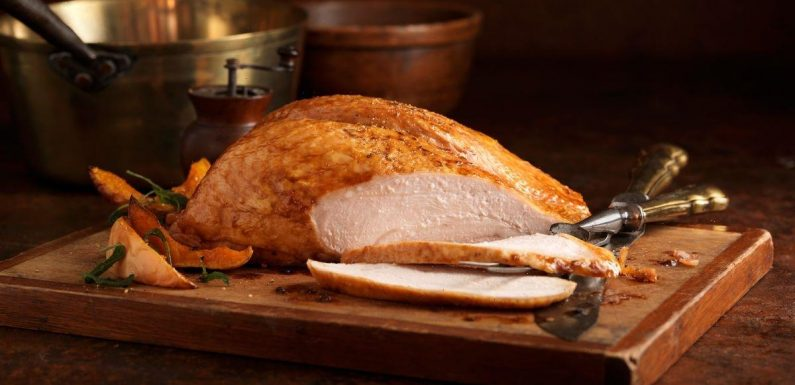 Christmas food shopping panic sets in as sales of turkeys increase by 400%