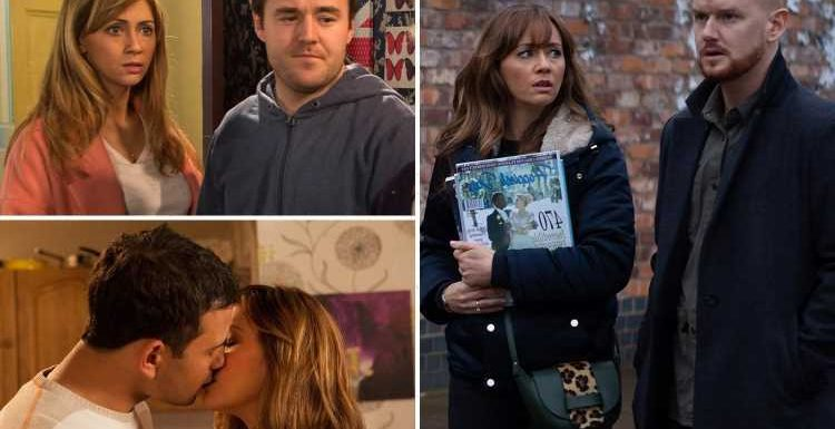 Coronation Street maneater Maria Connor's many lovers and what happened to them next