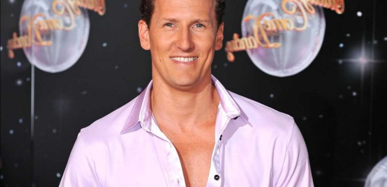 Dancing On Ice signs ex-Strictly star Brendan Cole for new series