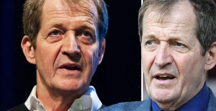 GMB host Alastair Campbell opens up on feeling suicidal during the pandemic Really bad