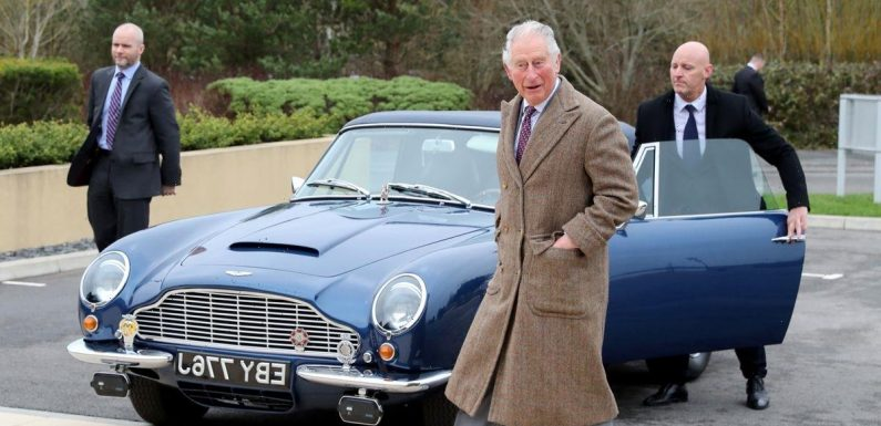 Greenest Royal habits from Kate Middletons eco parenting to Prince Charles wine car