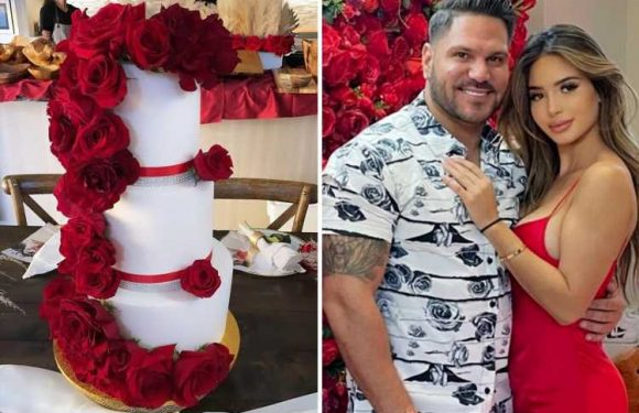Inside Jersey Shore star Ronnie Ortiz-Magro and Saffire Matos' engagement party after his domestic violence arrest