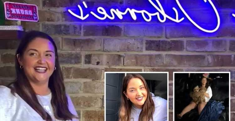 Jacqueline Jossa shows off £1m Essex dream home and finished Queen Vic bar – but can you spot the major error?