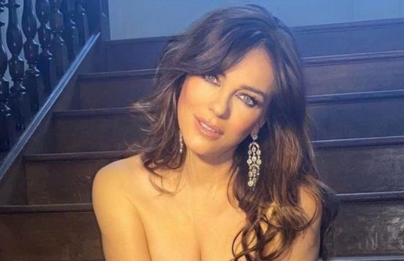 Liz Hurley says lockdown 'restarted' her as she vows partying days are over