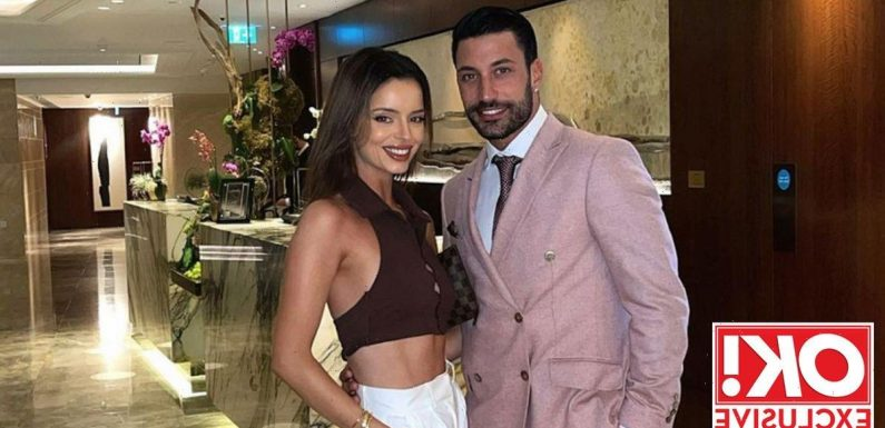 Maura Higgins not bothered by Strictly curse and trusts flirt Giovanni
