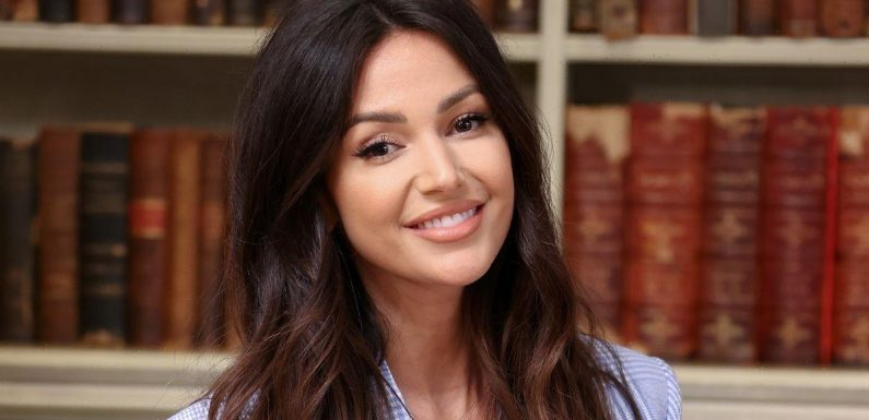 Michelle Keegan claims she has late night salty snacks and biscuits for breakfast