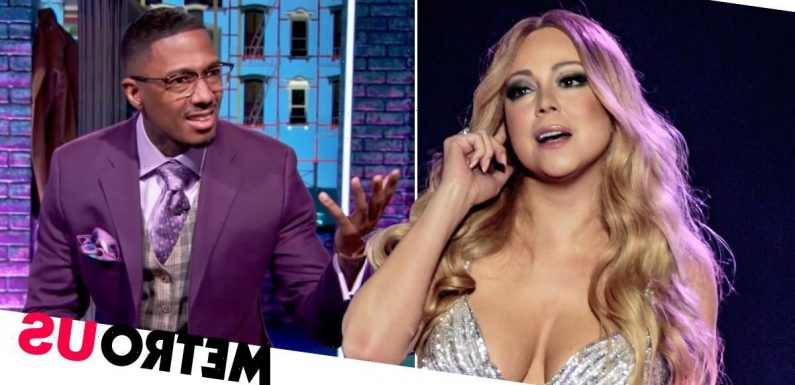 Nick Cannon reveals why ex Mariah Carey is 'still mad' at him