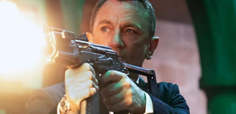 No Time to Die Bows Atop Box Office With $56 Million
